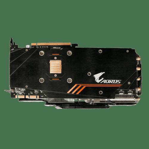 GIGABYTE Aorus Geforce GTX 1080 Ti 11 GB GDDR5X PCI Express 3.0 Graphic Card
