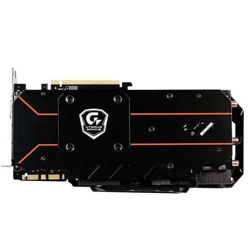 GIGABYTE GeForce GTX 1070 8 GB GDDR5 PCI Express 3.0 Xtreme Gaming Rev 2.0 Graphic Card