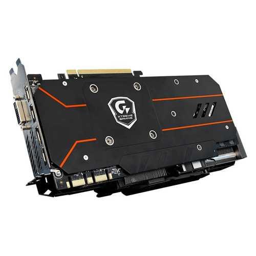 GIGABYTE GeForce GTX 1080 8 GB GDDR5X PCI Express 3.0 Xtreme Gaming Rev 2.0 Graphic Card