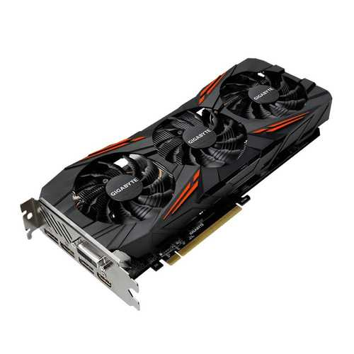 GIGABYTE GeForce GTX 1070 8 GB GDDR5 PCI Express 3.0 G1 Rev 1.0 Gaming Graphic Card