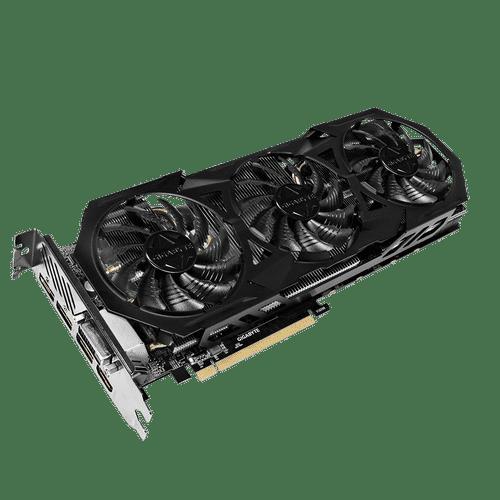 GIGABYTE GeForce GTX 1060 6 GB GDDR5 PCI Express 3.0 G1 Rock Edition Graphic Card