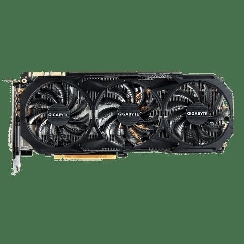 GIGABYTE GeForce GTX 1080 8 GB GDDR5X PCI Express 3.0 G1 Rock Edition Graphic Card