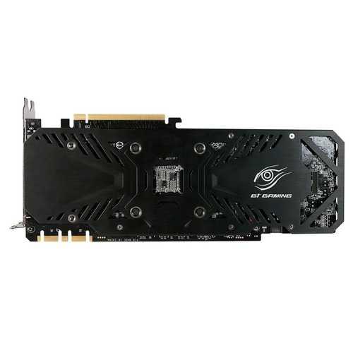 GIGABYTE GeForce GTX 1070 8 GB GDDR5 PCI Express 3.0 G1 Rock Edition Graphic Card