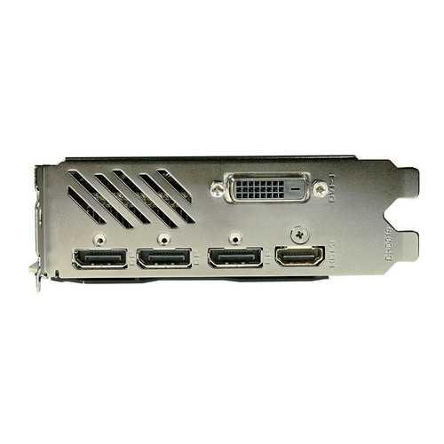 GIGABYTE Radeon RX 480 8 GB DDR5 PCI Express 3.0 G1 Gaming Graphic Card
