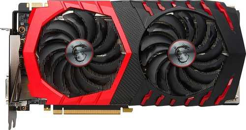 MSI Geforce GTX 1080 Ti 11 GB GDDR5X PCI Express 3.0 Gaming X Graphic Card