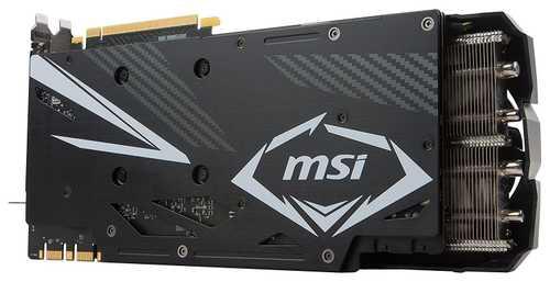 MSI Geforce GTX 1080 Ti 11 GB GDDR5X PCI Express 3.0 Duke Graphic Card