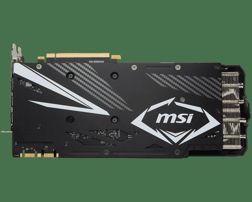 MSI Geforce GTX 1080 Ti 11 GB GDDR5X PCI Express 3.0 Duke OC Edition Graphic Card