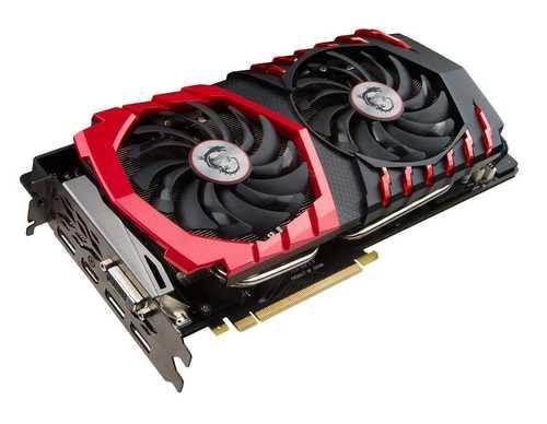 MSI GeForce GTX 1070 8 GB GDDR5 PCI Express 3.0 Gaming Z Graphic Card