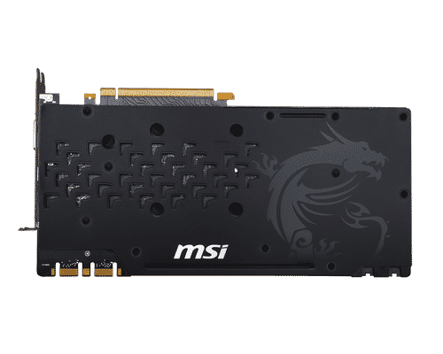 MSI GeForce GTX 1070 Ti 8 GB GDDR5 PCI Express 3.0 Gaming Graphic Card