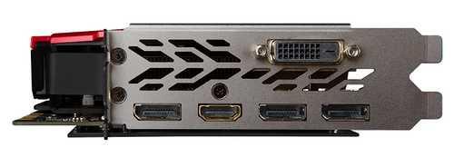 MSI GeForce GTX 1070 8 GB GDDR5 PCI Express 3.0 Gaming Graphic Card