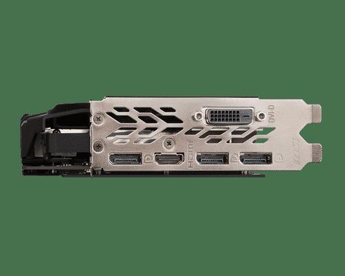 MSI GeForce GTX 1070 Ti 8 GB GDDR5 PCI Express 3.0 Duke Graphic Card