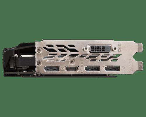 MSI GeForce GTX 1070 8 GB GDDR5 PCI Express 3.0 Duke OC Edition Graphic Card