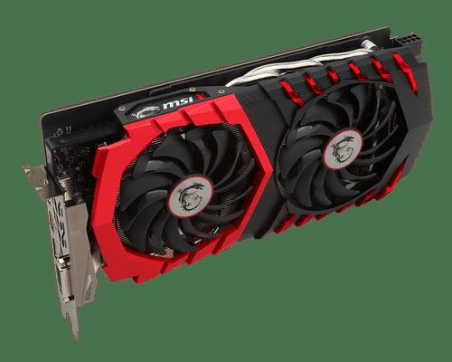 MSI GeForce GTX 1060 3 GB GDDR5 PCI Express 3.0 Gaming Graphic Card
