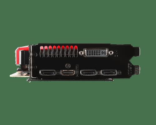 MSI GeForce GTX 980 Ti 6 GB GDDR5 PCI Express 3.0 Gaming LE Graphic Card
