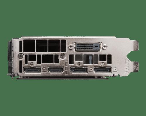 MSI Geforce GTX 1080 Ti 11 GB GDDR5X PCI Express 3.0 Sea Hawk Graphic Card