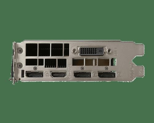 MSI GeForce GTX 1080 8 GB GDDR5X PCI Express 3.0 Sea Hawk X Graphic Card