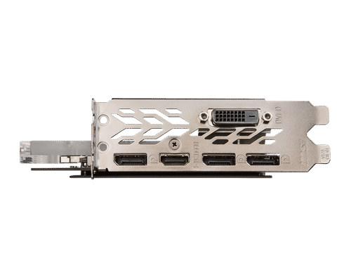 MSI GeForce GTX 1070 8 GB GDDR5 PCI Express 3.0 Sea Hawk EK X Graphic Card