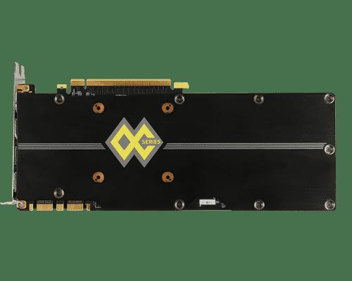 MSI GeForce GTX 980 Ti 6 GB GDDR5 PCI Express 3.0 Sea Hawk Graphic Card