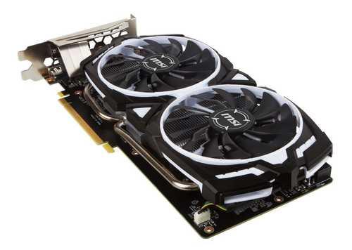 MSI GeForce GTX 1060 3 GB GDDR5 PCI Express 3.0 Armor OC Edition V1 Graphic Card