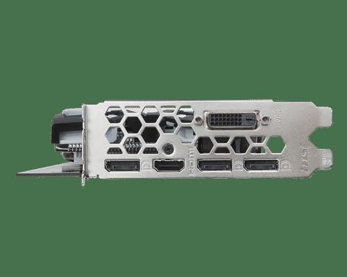 MSI GeForce GTX 1060 6 GB GDDR5 PCI Express 3.0 Armor Graphic Card