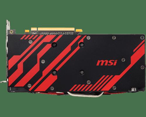 MSI Radeon RX 580 8 GB GDDR5 PCI Express 3.0 Armor MK2 OC Edition Graphic Card