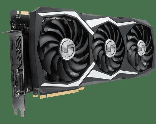 MSI Geforce GTX 1080 Ti 11 GB GDDR5X PCI Express 3.0 Lightning X Graphic Card