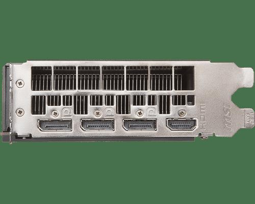 MSI Radeon RX Vega 64 8 GB HBM2 PCI Express x16 Air Boost OC Edition Graphic Card