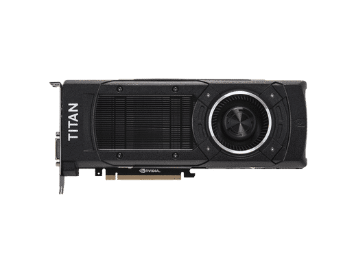 MSI GeForce GTX TITAN X 12 GB GDDR5 PCI Express 3.0 Graphic Card