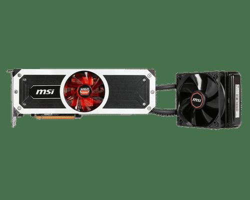MSI Radeon R9 295X2 8 GB GDDR5 PCI Express 3.0 Graphic Card