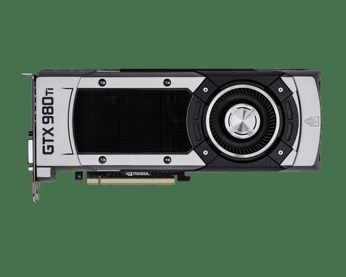 MSI GeForce GTX 980 Ti 6 GB GDDR5 PCI Express 3.0 Graphic Card