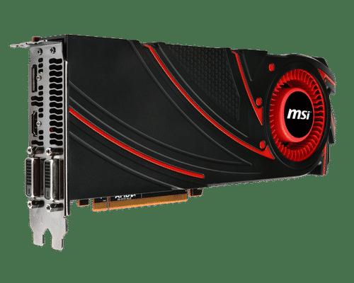 MSI Radeon R9 290 4 GB GDDR5 PCI Express 3.0 BattelField 4 Limited Edition Graphic Card