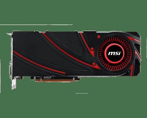 MSI Radeon R9 290X 4 GB GDDR5 PCI Express 3.0 Graphic Card
