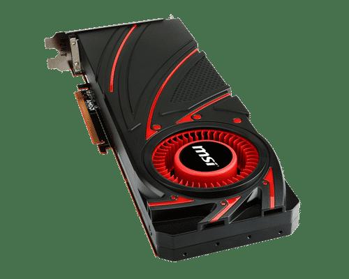 MSI Radeon R9 290X 4 GB GDDR5 PCI Express 3.0 BattelField 4 Limited Edition Graphic Card