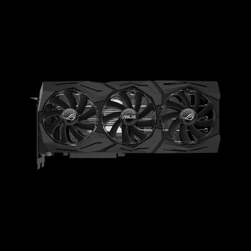 ASUS ROG Strix GeForce RTX 2080 8 GB GDDR6 PCI Express 3.0 OC Edition with Enthusiast-Level Technology Graphic Card