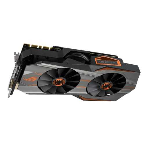 ASUS ROG Matrix GeForce GTX 980 Ti 6 GB DDR5 PCI Express 3.0 Gaming Graphic Card