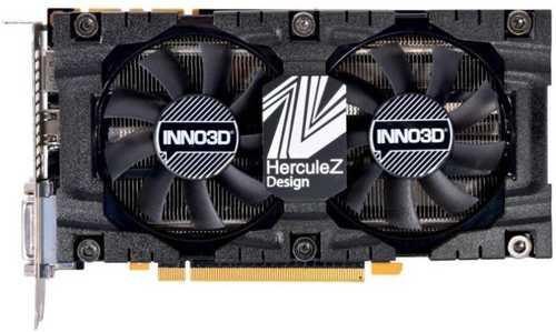 Inno3D GeForce GTX 1070 Ti 8 GB GDDR5 PCI Express 3.0 X2 V2 Graphic Card