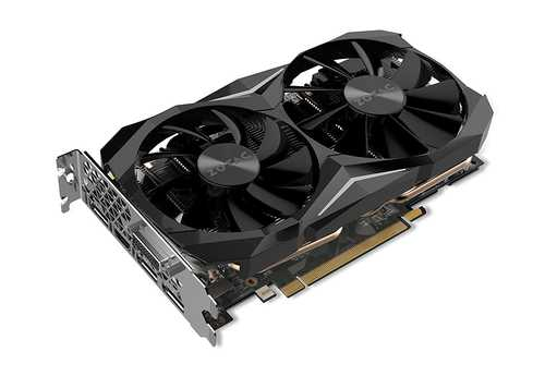 Zotac Geforce GTX 1080 Ti Mini 11 GB GDDR5X PCI Express 3.0 Graphics Card