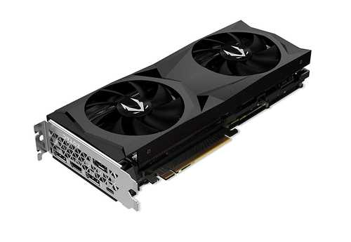 Zotac GeForce RTX 2070 8 GB GDDR6 PCI Express 3.0 AMP Graphic Card