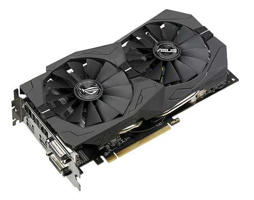 ASUS Expedition Radeon RX 570 4 GB GDDR5 PCI Express 3.0 OC Edition Graphic Card