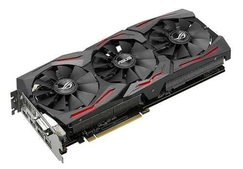 ASUS ROG Strix GeForce GTX 1070 8 GB GDDR5 PCI Express 3.0 Graphic Card