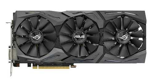 ASUS ROG Strix GeForce GTX 1070 Ti 8 GB GDDR5 PCI Express 3.0 with Aura Sync RGB Gaming Graphic Card