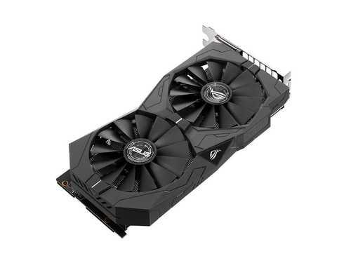 ASUS ROG Strix GeForce GTX 1050 Ti 4 GB GDDR5 PCI Express 3.0 OC Edition with Aura Sync & G-SYNC Gaming Graphic Card