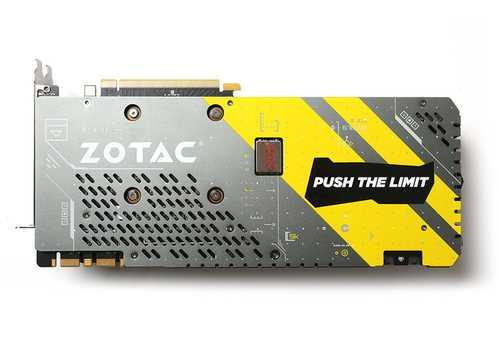 Zotac GeForce GTX 1070 8 GB GDDR5 PCI Express 3.0 AMP Extreme Graphic Card