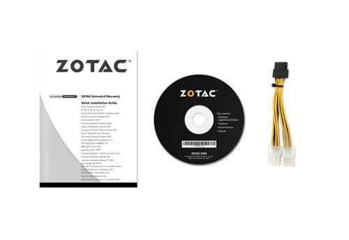 Zotac GeForce GTX 1070 8 GB GDDR5 PCI Express 3.0 Graphic Card