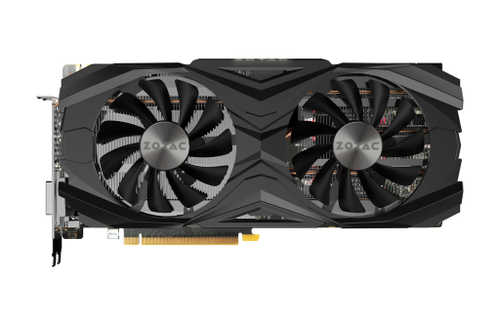 Zotac GeForce GTX 1070 8 GB GDDR5 PCI Express 3.0 AMP Core Edition Graphic Card