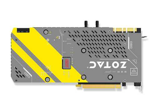 Zotac GeForce GTX 1080 8 GB GDDR5X PCI Express 3.0 ArcticStorm Graphic Card