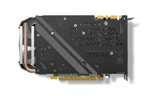 Zotac GeForce GTX 1080 Mini 8 GB GDDR5X PCI Express 3.0 Graphic Card