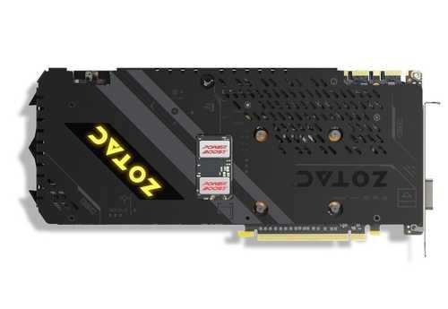 Zotac Geforce GTX 1080 Ti 11 GB GDDR5X PCI Express 3.0 AMP Extreme Graphic Card