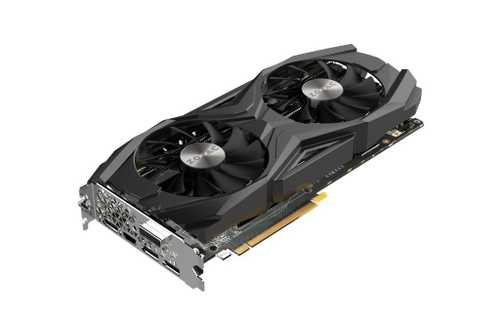 Zotac Geforce GTX 1080 Ti 11 GB GDDR5X PCI Express 3.0 AMP Edition Graphic Card