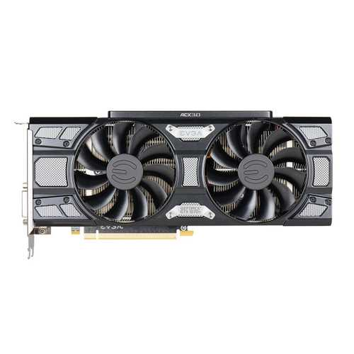 EVGA GeForce GTX 1070 Ti 8 GB GDDR5 PCI Express 3.0 SC Gaming Black Edition Graphics Card